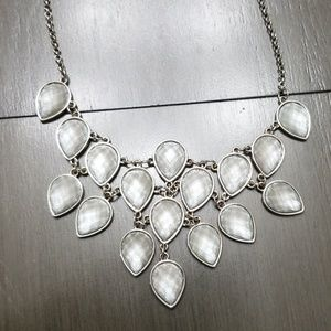 Liz Claiborne accent necklace